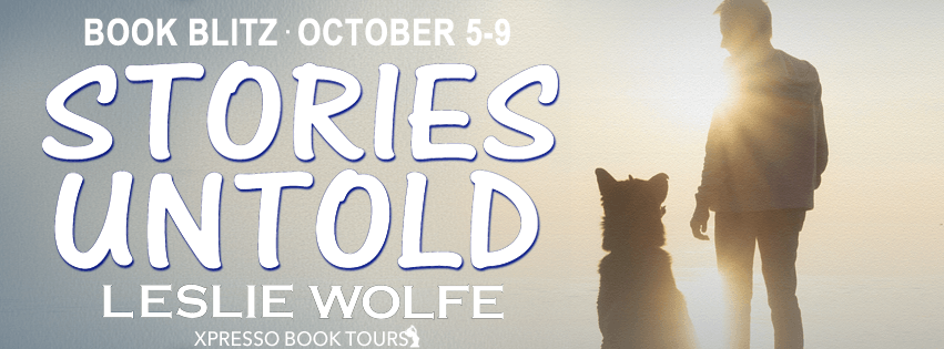 Exclusive Excerpt: Stories Untold by Leslie Wolfe