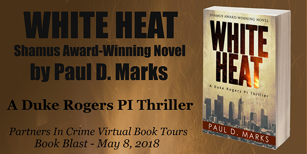 White Heat by Paul D. Marks Sneak Peek!