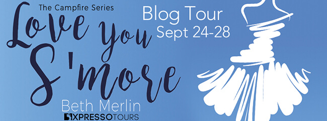 Interview With Author Beth Merlin - Love You S'more