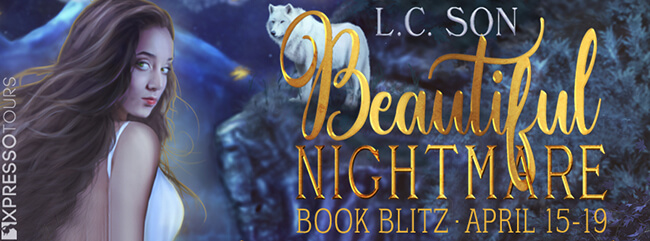 Excerpt from Beautiful Nightmare by L.C. Son