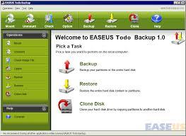EaseUS Todo Backup 11.5 Crack