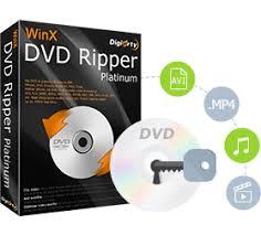 WinX DVD Ripper Platinum 8.8.0 Crack