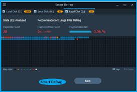 Smart Defrag 6.1.0 Build 118 Crack