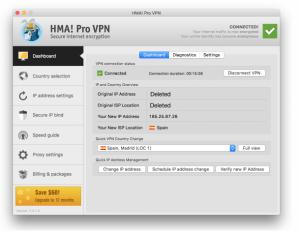 HMA! Pro VPN 4.3.4 Crack