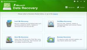 iSkysoft Data Recovery 4.0 Crack