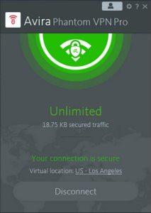Avira Phantom VPN 2.17.1.14841 Crack with Serial Key Free Download