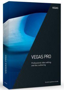 Sony Vegas Pro 16.0.352 Crack