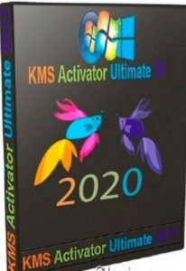 KMS Activator 2020 Windows 10 Ultimate