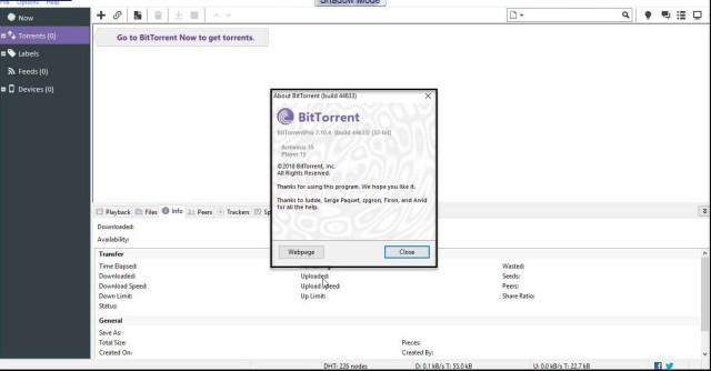 BitTorrent Pro Crack Download