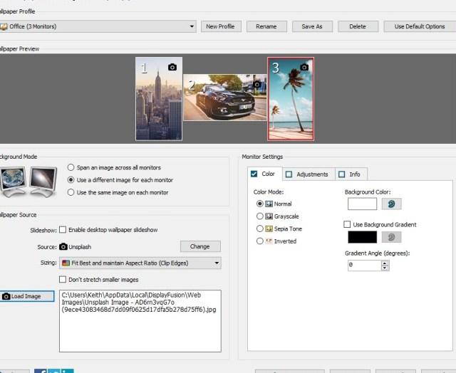 DisplayFusion Pro Crack Full License Key Download