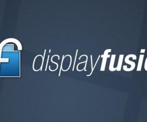 DisplayFusion Pro 9.7 Crack Serial Key Download [2020