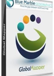 Global Mapper 21.1.0 Full Crack Registration Key Download