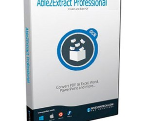 Able2Extract Professional Crack v15.0.5.0 License Key Free Download