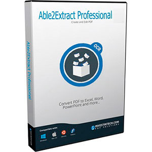 Able2Extract Professional v15.0.5.0 Crack & License Key Free Download