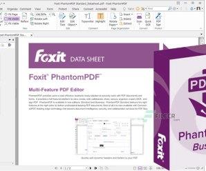 Foxit PhantomPDF Business 10.0.1.35811 Crack Free Download