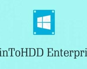 WinToHDD Enterprise 4.4 Crack Free Download