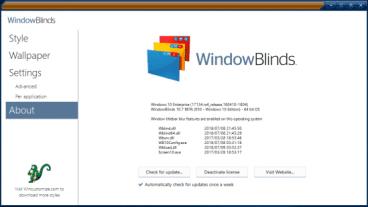 windowblinds 10.84 Crack & Serial Key Download