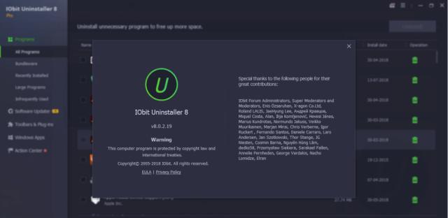 IObit Uninstaller Pro 10.0.2.21 Crack Free Download