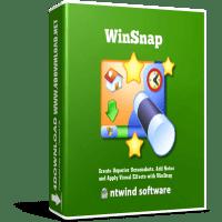 WinSnap Crack 5.2.+ Keygen + Serial Number Download