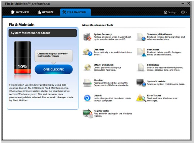 Fix-It Utilities Professional 15.6.32.12 Crack + Keygen Latest Download