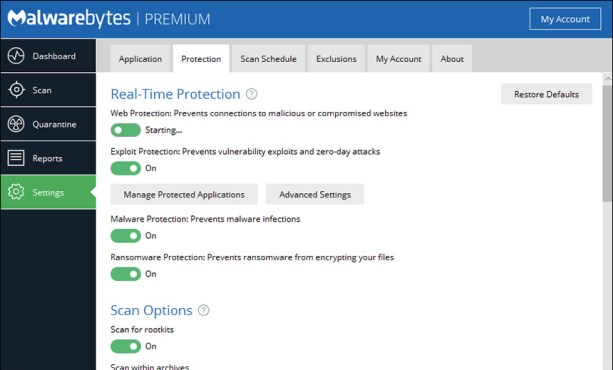 Malwarebytes Premium 4.2.2.190 Crack With Patch Download [2021]