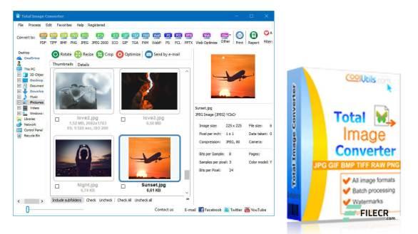 CoolUtils Total Image Converter 8.2.0.230 Crack