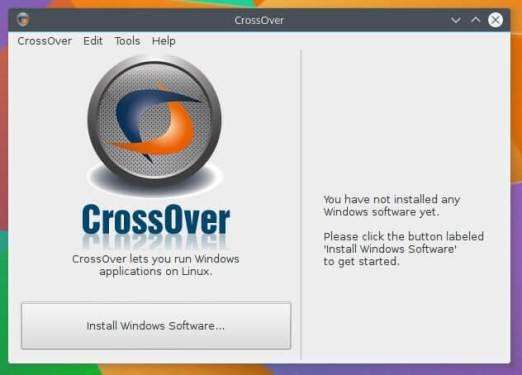 CrossOver Mac 20.0.4 Crack + Serial Code Free
