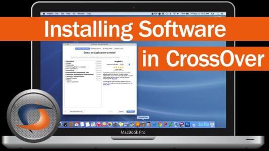 CrossOver Mac 20.0.4 Crack + Serial Code