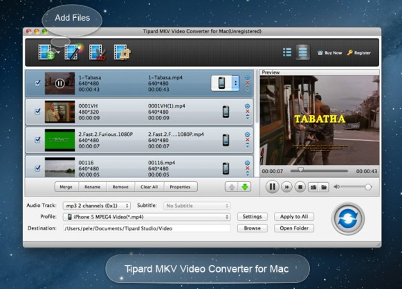 Tipard-MKV-Video-Converter-Crack