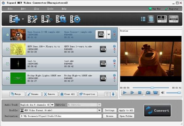 Tipard-MKV-Video-Converter