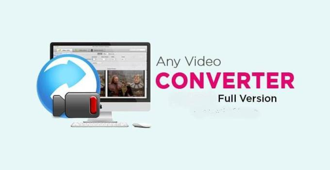 Any Video Converter Pro 7.2.0 Crack & License Key Full Free Download[2021]
