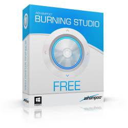 Ashampoo Burning Studio Crackis always better to use dedicated software instead of the default Windows to burn your files to CD, DVD or