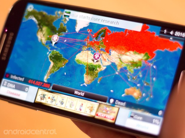 plagueinc The best free Android games Android