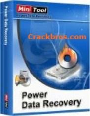 MiniTool Power Data Recovery 9.2 Crack + Keygen Free Download