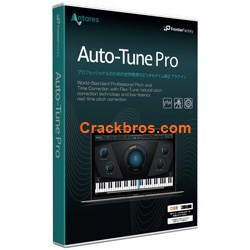 Antares AutoTune Pro 9.0.1 Crack With Activation Key Download