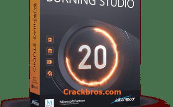 Ashampoo Burning Studio 21.6.0 Crack & Serial Key 2020
