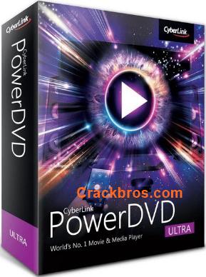 CyberLink PowerDVD Ultra 20 Crack+ Serial Key Free Download
