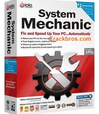 System Mechanic Pro 20.0.0.4 Crack Incl Activation Key Free Download