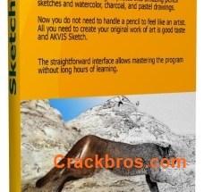 AKVIS Sketch Crack Latest Version + Serial Key Full Download