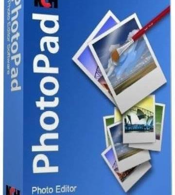 PhotoPad Image Editor 6.30 Crack + Serial Key Full Version 2020