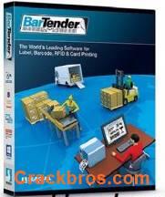 BarTender Enterprise 2020 11.1.147532 Crack Full Version With Keygen Free