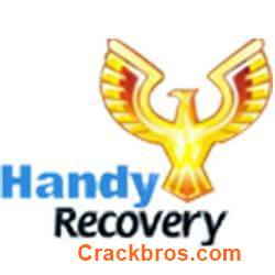 Handy Recovery 5.5 Crack + Serial Key Latest Version Download
