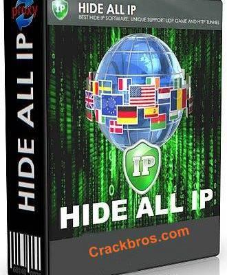 Hide ALL IP v2019.8.12 Crack Full Version With License Key Lifetime