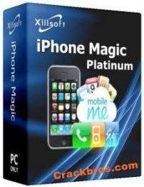 Xilisoft iPhone Magic Platinum 5.7.31 Crack + Serial Key Free Download