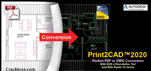 Print2CAD 2021 Generation Crack With License Key Free Download