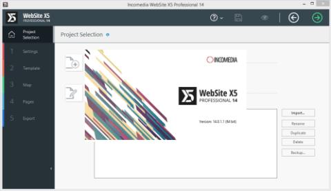 WebSite X5 professional license key
