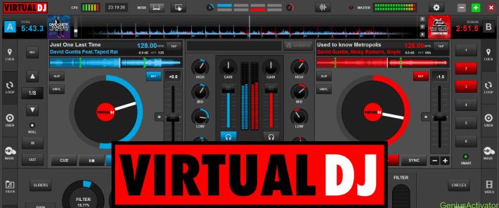 Virtual DJ build 6294 2021