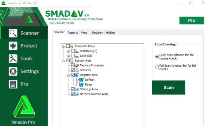 Smadav Antivirus Pro 2020 Crack Full Version