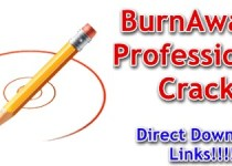 BurnAware Professional Crack Free Download 2020