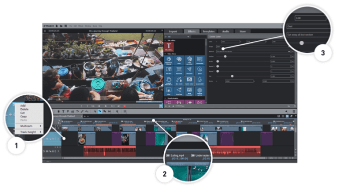 MAGIX Movie Edit Pro Premium 2021 20.0.1.73 Crack Full Version